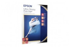 Papier photo Epson Ultra Glossy A4 - 15 feuilles