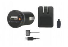 Kensington Adaptateur allme-cigare/USB pour IPhone/IPod