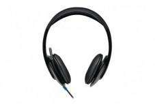 Logitech Casque USB HeadSet H540 - Noir