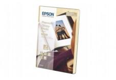 Papier photo Epson Prenium Glossy A6 (10x15cm) - 40 feuilles