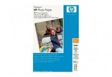 Papier photo HP Prenium Brillant A6 - 60 feuilles