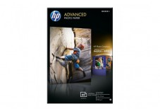 Papier photo HP Advanced Glossy Brillant A6 - 60 feuilles