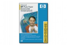 Papier photo HP Advanced Glossy Brillant A6 - 100 feuilles