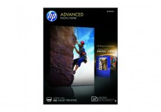 Papier photo HP Advanced Glossy Brillant 13x18 - 25 feuilles