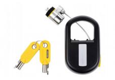KENSINGTON Câble de sécurité MicroSaver retractable à clé