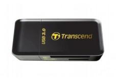 TRANSCEND TS-RDF5K  Lecteur de cartes USB 3.0 (8 en 1) Noir