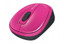 MICROSOFT Wireless Mobile Mouse 3500 Optique Rose