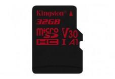 KINGSTON Carte micro SDHC UHS-I Canvas React Class 10 32 Go