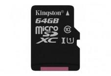 KINGSTON Carte micro SDXC UHS-I Canvas Select Class 10 64 Go