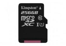 KINGSTON Carte micro SDXC UHS-I Canvas Select Class 10 256 Go