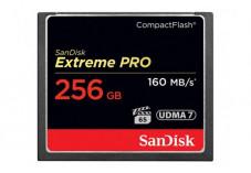 SANDISK Extreme Pro Carte CompactFlach - 256Go