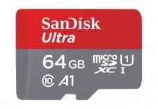 SANDISK Carte MicroSDXC Ultra- 64Go