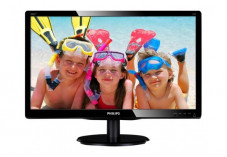 Ecran PHILIPS V-Line 200V4LAB2 VGA/DVI + HP - 20''