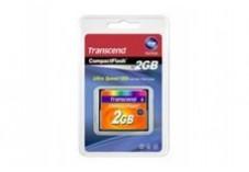 TRANSCEND Carte Compact Flash 133x - 2Go