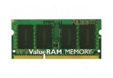 Mémoire KINGSTON SODIMM DDR3 1333MHz/PC3-10600 CL9 8Go