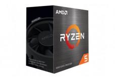 AMD Ryzen 5 5600X Wraith Stealth- Hexa core - 3,7 GHz - Socket AM4