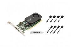 CARTE GRAPHIQUE PNY NVIDIA Quadro NVS510 2Go DVI/4xMini-DP