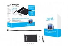 PNY Adaptateur pour baie de stockage 3.5'' SSD/HDD en 2.5''