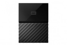 WD Disque dur externe My Passport for Mac USB 3.0 1 To noir