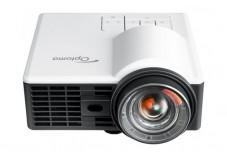 Optoma ML1050ST+ vidéoprojecteur DLP LED 3D 1000l WXGA 16:10 720p focale courte