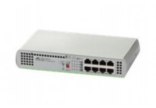 ALLIED AT-GS910/8E SWITCH 8 PORTS GIGABIT METAL ALIM EXTERNE