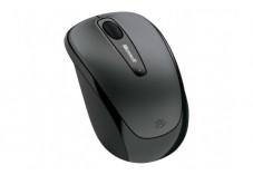 MICROSOFT Souris Wireless Mobile Mouse 3500 Optique Noir