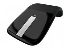 MICROSOFT Souris Arc Touch Mouse Optique Sans Fil Noir