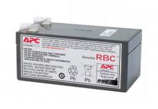 APC Replacement Battery Cartridge #47 - Batterie d onduleur - 1 x Acide de plom