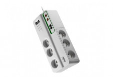 APC Home/Office SurgeArrest 6 Outlets with Phone and Coax Protection 230V Franc