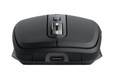 LOGITECH MX Anywhere 3 - souris - Bluetooth, 2.4 GHz - graphite