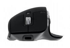 Logitech MX Master 3 for Mac - Souris - laser - 7 boutons - sans fil - Bluetoot