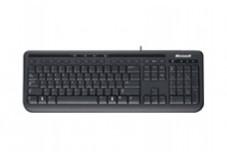 MICROSOFT Clavier Wired Keyboard 600 - Noir