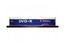 Spindle de 10 DVD+R 4,7GB 16x Verbatim