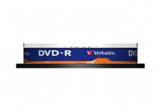 SPINDLE DE 10 DVD-R 16x 4,7GB VERBATIM