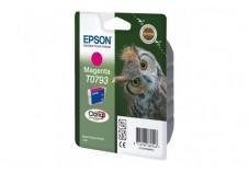 Cartouche EPSON C13T07934010 Série CHOUETTE - Magenta