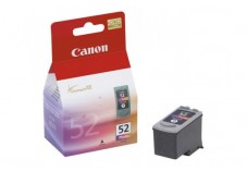 Cartouche CANON 0619B001 CL-52 - 3 couleurs