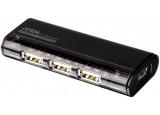 Aten UH284 hub 4 ports USB 2.0 avec pieds magnétiques