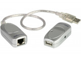 Aten UCE60 prolongateur USB 1.1 par cordon RJ-45 - 60M