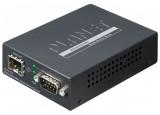 PLANET ICS-115A Serveur RS232/485/422 sur fibre SFP 100FX Web/SNMP