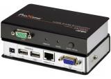Prolongateur console KVM RJ45 - VGA+USB ATEN CE700A