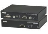 Aten CE690 extendeur DVI-D/USB sur 1 fibre monomode LC 20KM