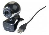 Webcam 350 Kpixels USB avec micro