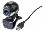 Webcam 300 Kpixels USB avec micro
