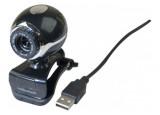 Webcam 300 Kpixels USB avec micro