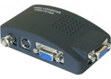 Convertisseur BNC / SVHS vers VGA