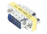 Mini changeur HD15 M/M (VGA)