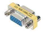 Mini changeur HD15 Femelle/Femelle (VGA)