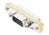 Mini adaptateur DB9/DB25 - 9M/25F