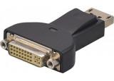 Convertisseur monobloc DisplayPort vers DVI-D