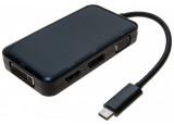 Convertisseur multiports USB 3.1 Type-C vers VGA - DVI - HDMI - DisplayPort